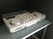 Brand New 2X CDJ-350 + DJM-350 Mixer Limited Edition White