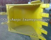 Ковш для экскаватора Komatsu PC 400 усиленный объем 1.8 м3 в наличии
