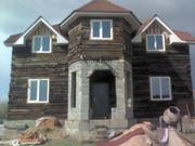 Продам недостроенный 2-х этажный дом.